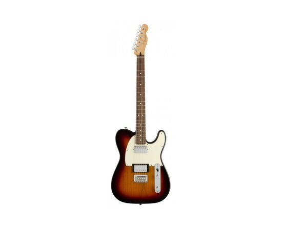 Электрогитара FENDER PLAYER TELECASTER HH PF 3TS, фото