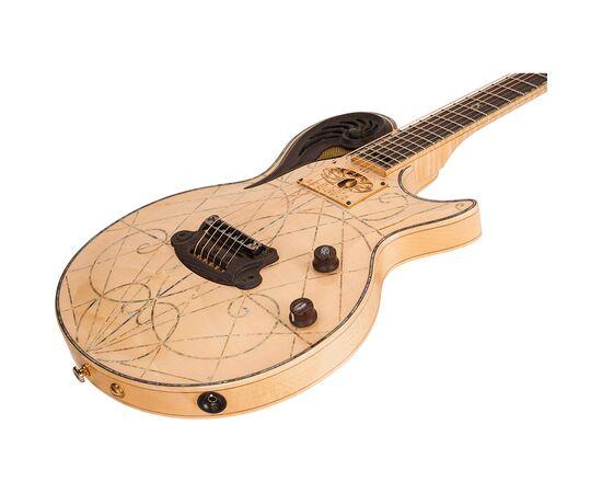 Электрогитара Universum Guitars Elena Alpha Acoustic Custom, фото 8