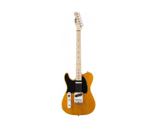 Электрогитара SQUIER by FENDER AFFINITY TELECASTER SPECIAL BUTTERSCOTCH BLOND LEFT-HAND, фото