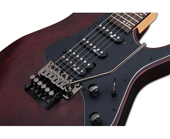 Электрогитара BANSHEE-6 FR SGR BY SCHECTER WSN, фото 4