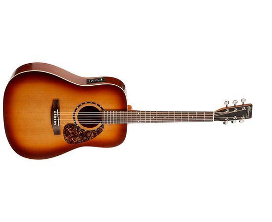 Акустична гітара з підключенням NORMAN Protege B18 Cedar Tobacco Burst EQ (Made in Canada) - 027316, фото 2