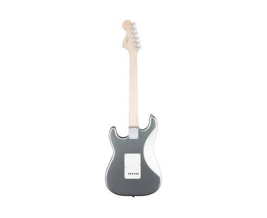 Электрогитара SQUIER by FENDER AFFINITY STRATOCASTER LRL SLICK SILVER, фото 2