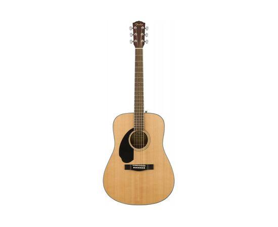 Акустическая гитара FENDER CD-60S LH WN NATURAL, фото