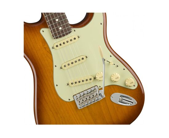 Електрогітара FENDER AMERICAN PERFORMER STRATOCASTER RW HONEY BURST, фото 3
