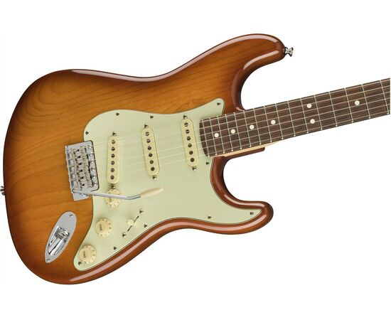 Електрогітара FENDER AMERICAN PERFORMER STRATOCASTER RW HONEY BURST, фото 4
