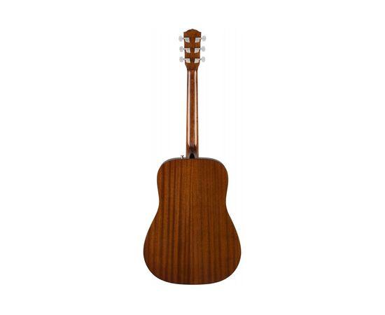 Акустическая гитара FENDER CD-60S LH WN NATURAL, фото 3