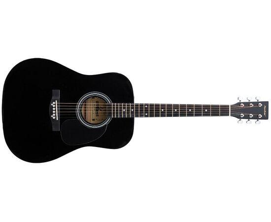 Акустическая гитара MAXTONE WGC4011 (BK), фото