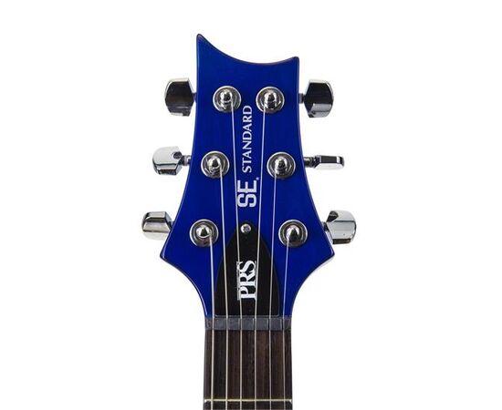 Электрогитара PRS SE STANDARD 24 (Translucent Blue), фото 4