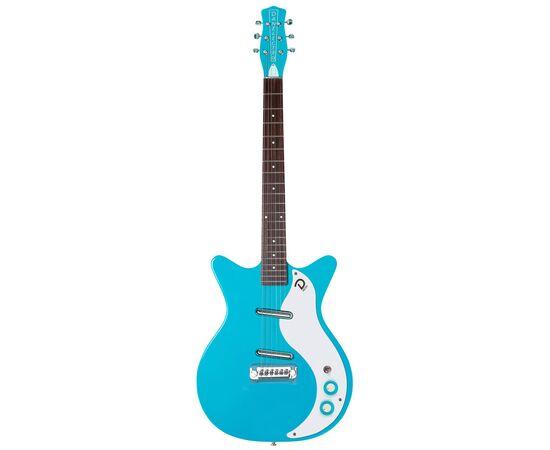 Електрогітара DANELECTRO 59M NOS + (Baby Blue), фото