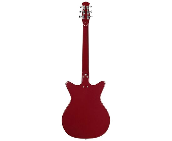 Электрогитара DANELECTRO 59X (Dark Red), фото 3