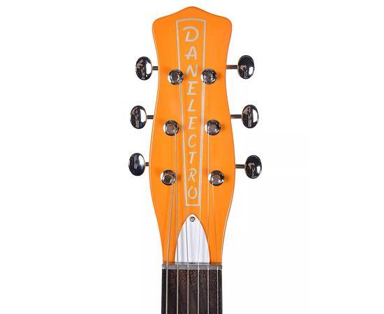 Электрогитара DANELECTRO 59M NOS+ (Orange), фото 4