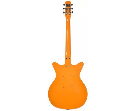 Электрогитара DANELECTRO 59M NOS+ (Orange), фото 3
