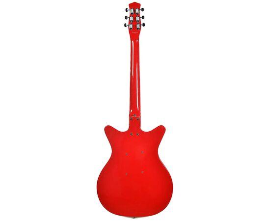 Электрогитара DANELECTRO 59M NOS+ (Red), фото 3