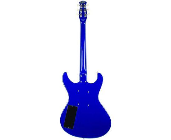 Электрогитара DANELECTRO Hodad (Blue Metallic), фото 3