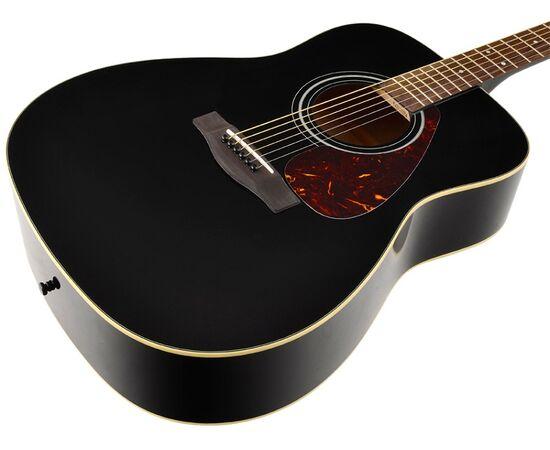 Акустическая гитара YAMAHA F370 (BLK), фото 3