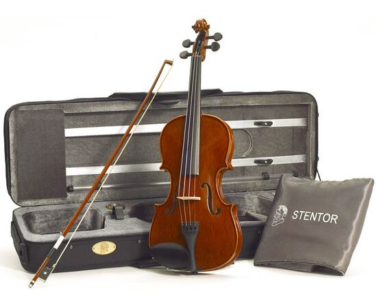 Скрипка STENTOR 1550/A CONSERVATOIRE VIOLIN OUTFIT 4/4, фото 4