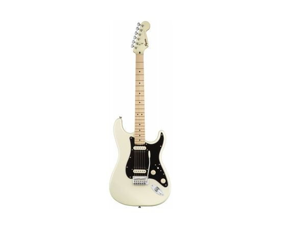 Электрогитара SQUIER by FENDER CONTEMPORARY STRATOCASTER HH MN PEARL WHITE, фото