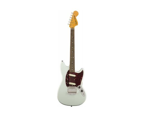 Електрогітара SQUIER by FENDER CLASSIC VIBE '60s MUSTANG LRL SONIC BLUE, фото