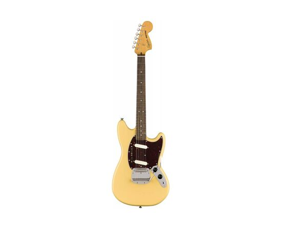 Електрогітара SQUIER by FENDER CLASSIC VIBE '60s MUSTANG LR VINTAGE WHITE, фото