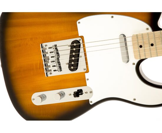 Электрогитара SQUIER by FENDER AFFINITY SERIES TELECASTER MN 2-COLOR SUNBURST, фото 3