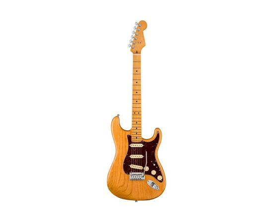 Електрогітара FENDER AMERICAN ULTRA STRATOCASTER MN AGED NATURAL, фото