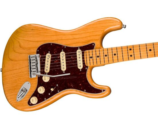 Електрогітара FENDER AMERICAN ULTRA STRATOCASTER MN AGED NATURAL, фото 3