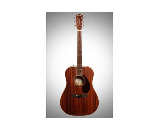 Акустическая гитара FENDER PM-1 DEADNOUGHT ALL MAHOGANY WITH CASE NATURAL, фото 3