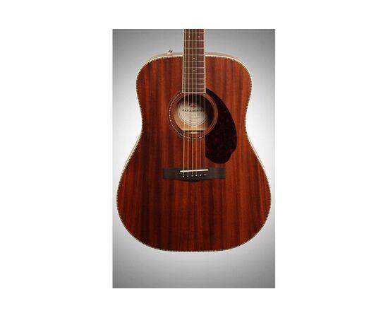 Акустическая гитара FENDER PM-1 DEADNOUGHT ALL MAHOGANY WITH CASE NATURAL, фото 4