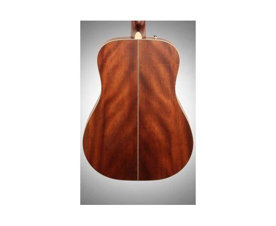 Акустическая гитара FENDER PM-1 DEADNOUGHT ALL MAHOGANY WITH CASE NATURAL, фото 5