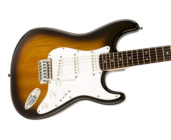 Электрогитара SQUIER by FENDER BULLET STRATOCASTER TREM BSB, фото 3