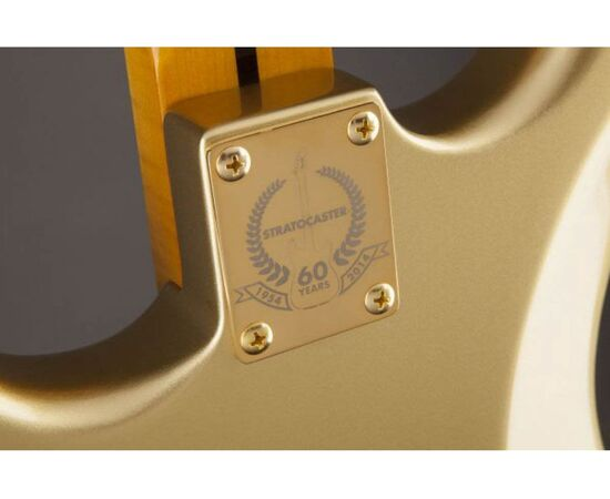 Электрогитара SQUIER by FENDER 60TH ANNIVERSARY CLASSIC PLAYER 50S STRAT MN ATG, фото 4