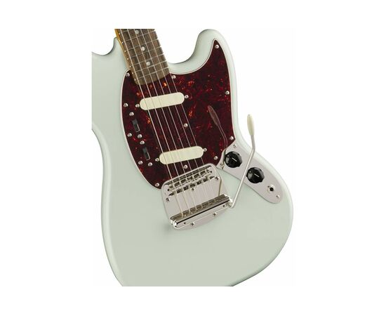 Електрогітара SQUIER by FENDER CLASSIC VIBE '60s MUSTANG LRL SONIC BLUE, фото 3