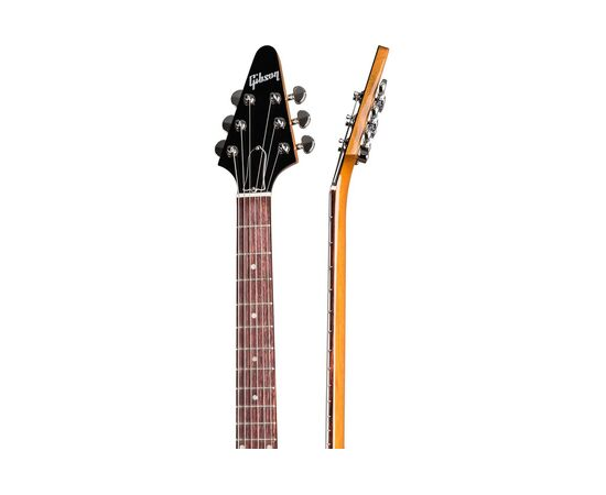 Електрогітара GIBSON FLYING V ANTIQUE NATURAL, фото 5