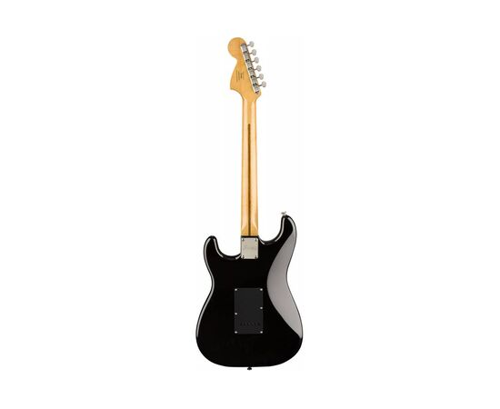 Электрогитара SQUIER by FENDER CLASSIC VIBE '70s STRATOCASTER HSS MN BLACK, фото 2