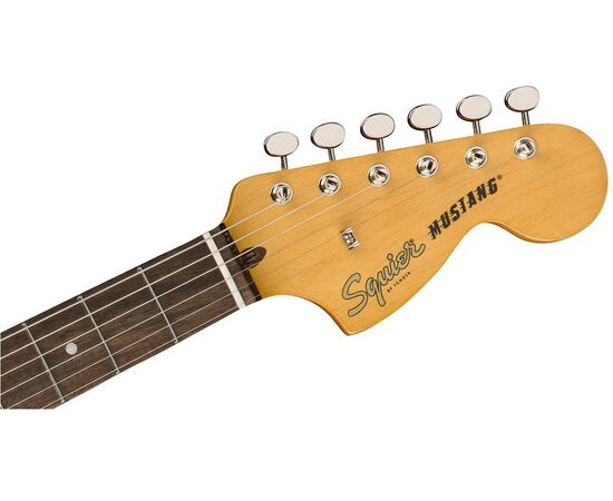 Електрогітара SQUIER by FENDER CLASSIC VIBE '60s MUSTANG LR VINTAGE WHITE, фото 5