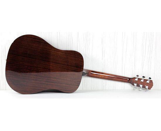 Гитара акустическая FENDER CD-60S ALL MAHOGANY NATURAL WN, фото 4