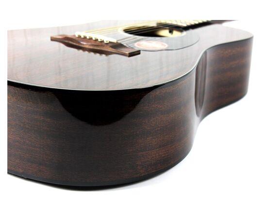 Гитара акустическая FENDER CD-60S ALL MAHOGANY NATURAL WN, фото 6