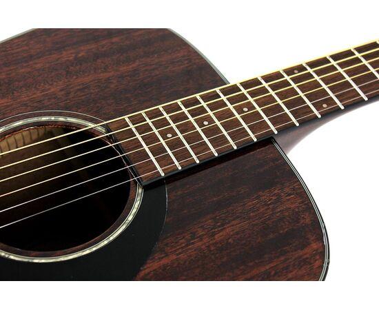 Гитара акустическая FENDER CD-60S ALL MAHOGANY NATURAL WN, фото 7