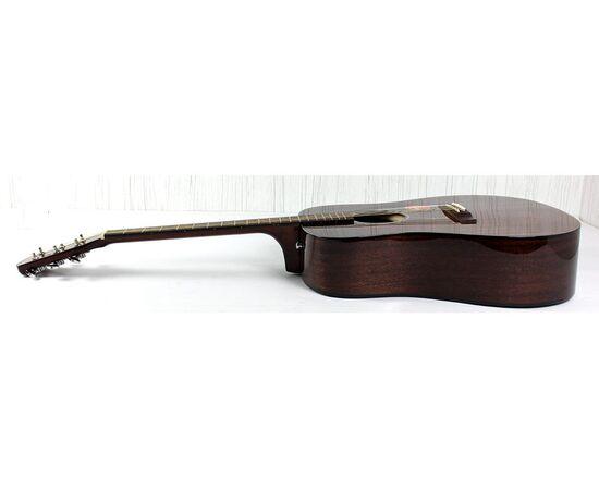 Гитара акустическая FENDER CD-60S ALL MAHOGANY NATURAL WN, фото 10