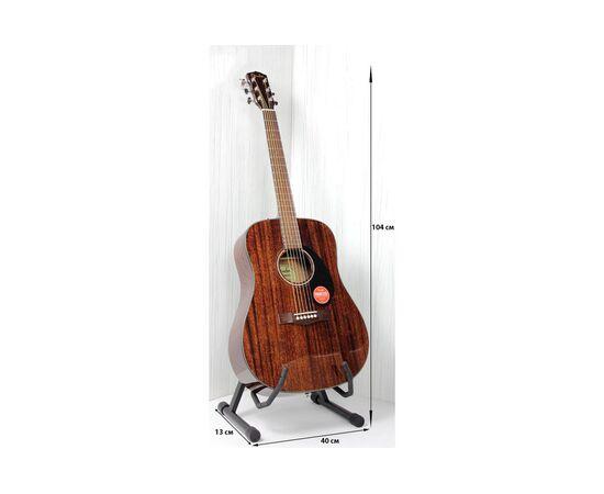 Гитара акустическая FENDER CD-60S ALL MAHOGANY NATURAL WN, фото 13