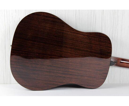 Гитара акустическая FENDER CD-60S ALL MAHOGANY NATURAL WN, фото 17