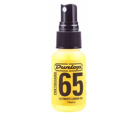 Лимонное масло для накладки грифа DUNLOP 6551J Fretboard 65 Ultimate Lemon Oil 1oz, фото