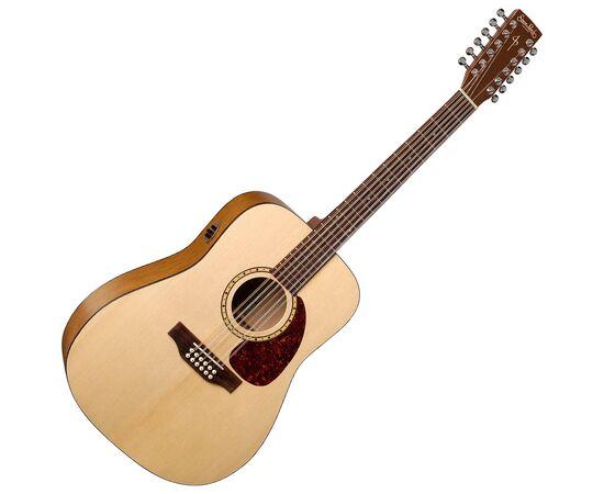 Акустична 12-ти струнна гітара з підключенням Simon & Patrick 028948 Woodland 12 Spruce QIT, фото