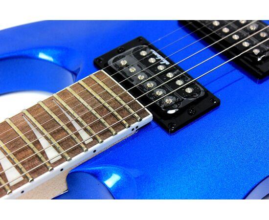 Электрогитара JACKSON JS22 DKA DINKY ARCH TOP AR METALLIC BLUE, фото 4