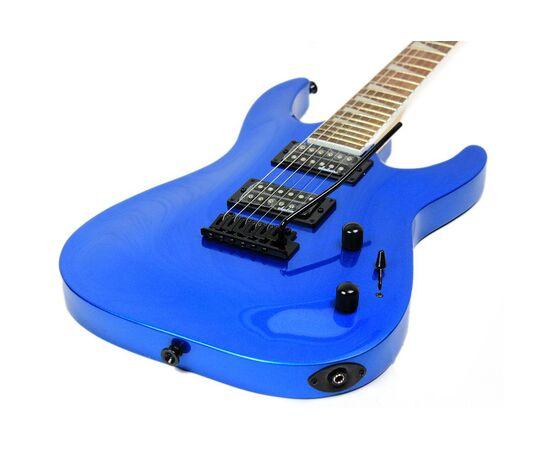 Электрогитара JACKSON JS22 DKA DINKY ARCH TOP AR METALLIC BLUE, фото 17