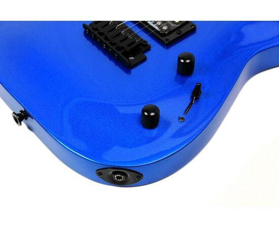 Електрогітара JACKSON JS22 DKA DINKY ARCH TOP AR METALLIC BLUE, фото 18