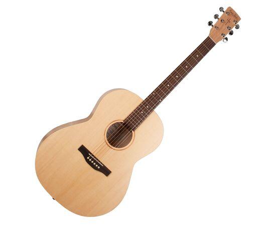 Акустическая гитара Simon&Patrick 039722 Trek Nat Folk Solid Spruce SG, фото