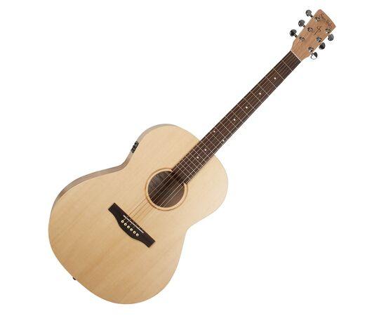 Акустична гітара з підключенням Simon & Patrick 039739 Trek Nat Folk Solid Spruce SG EQ, фото