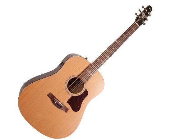 Акустическая гитара с подключением SEAGULL 046416 S6 Original SLIM QIT, фото