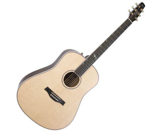 Акустическая гитара с подключением SEAGULL 047765 Artist Mosaic EQ (с кофром), фото